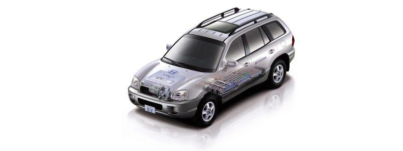 Hyundai 30 Jahre Elektromobilität