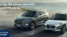 SUV Hybrid Modelle