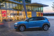 Hyundai Kona Hybrid 2020 Seite