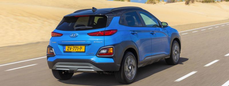 Hyundai Kona Hybrid: Ausstattung und Preise