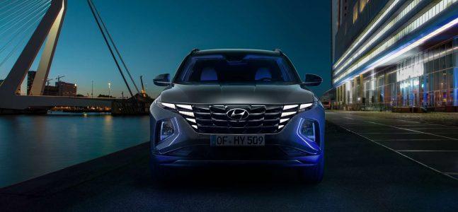 Licht-Technologie im neuen Hyundai Tucson