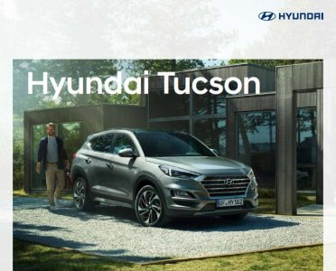 Hyundai Tucson Prospekt