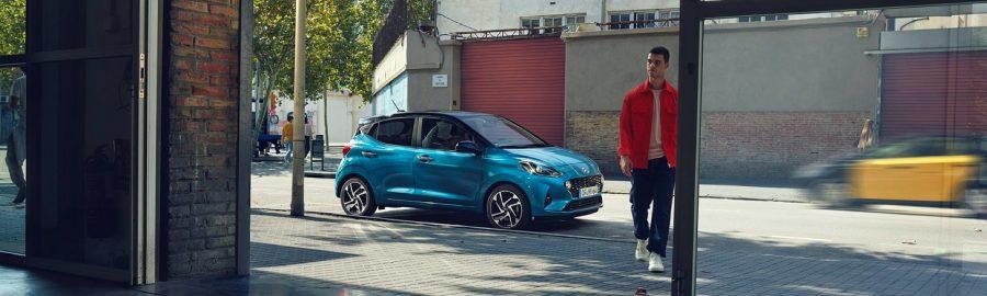 Hyundai i10 Facelift 2020