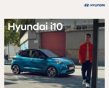 Hyundai i10 Prospekt 2020