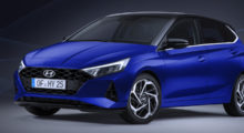 Hyundai i20 Modell 2020