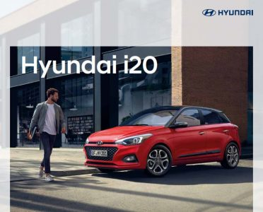 Hyundai i20 Prospekt PDF