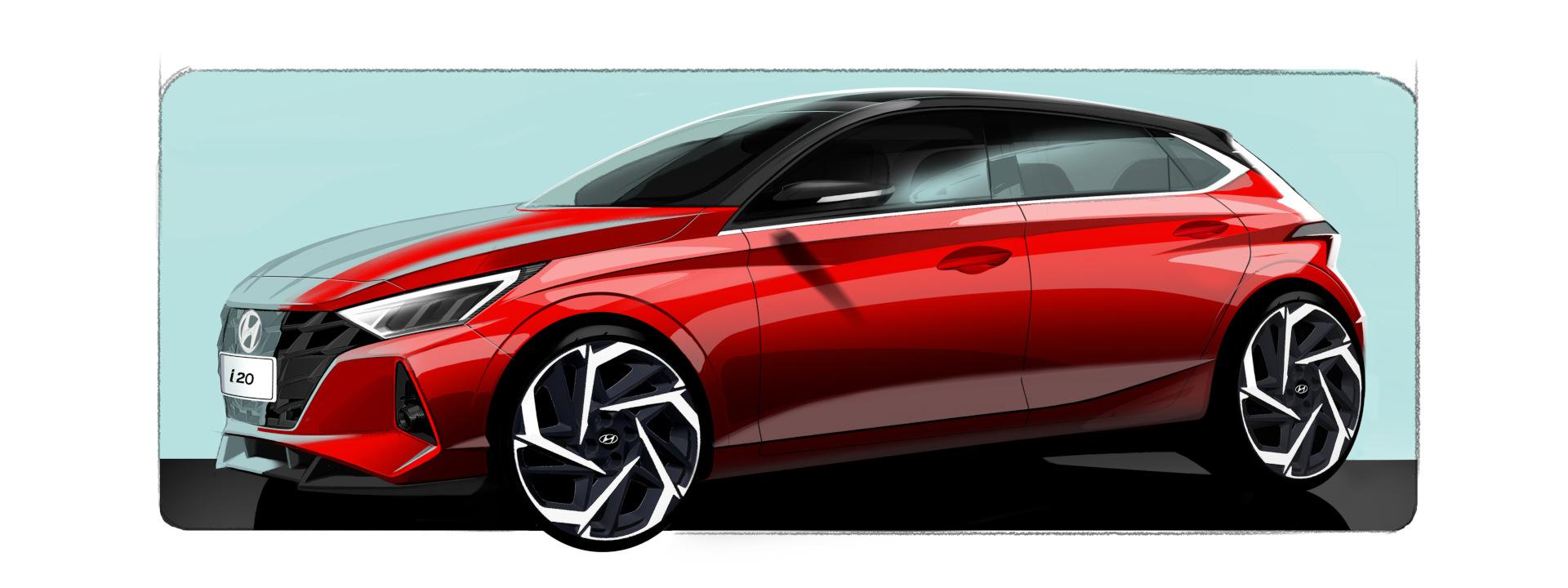 Neue Hyundai i20
