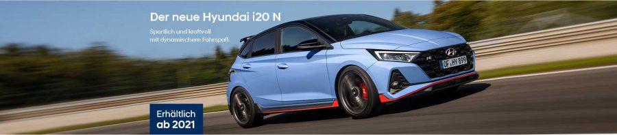Hyundai i20N