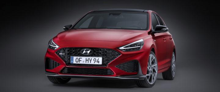 Überarbeiteter Hyundai i30