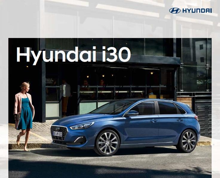 Hyundai i30 Prospekt PDF