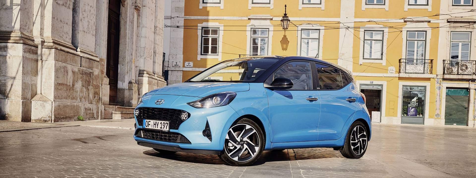 Hyundai Auto Bild Klassensieg