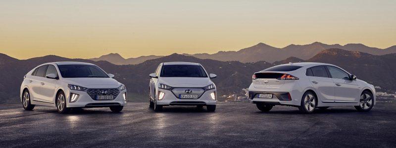 Hyundai Elektrofahrzeuge Alltagstauglichkeit
