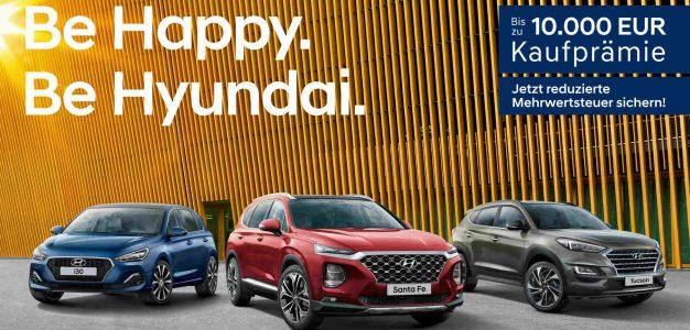 Hyundai Steuerersparnis