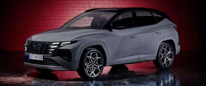 Hyundai Tucson N Linie 2021