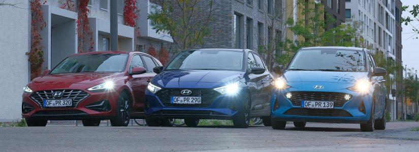 Hyundai aktuelle Bruttopreise