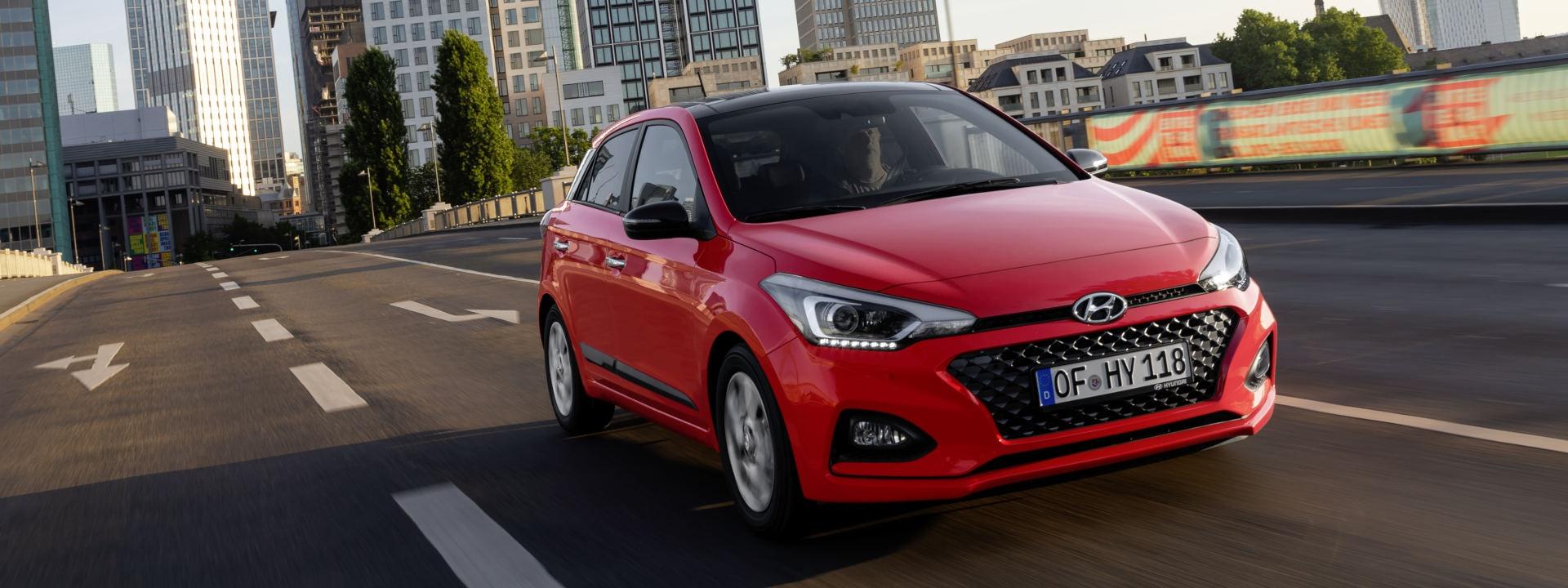 Hyundai i20 Import-Kleinwagen
