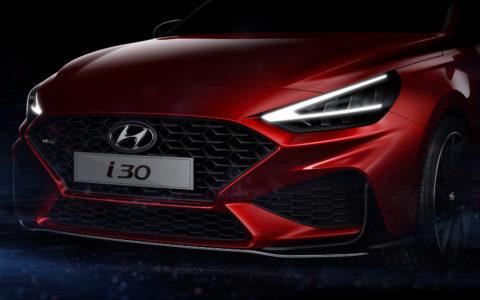 Weltpremiere Hyundai i30