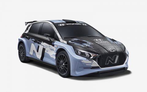 Hyundai Motorsport WRC Saison 2021