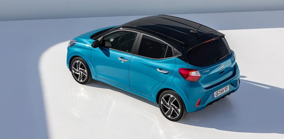 neue Hyundai i10